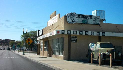 California-Route-66-Museum
